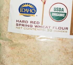 Organic Hard Red Wheat